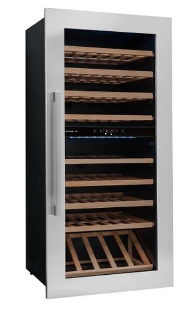 AVINTAGE iebūvējams vīns skapis AVI81XDZ