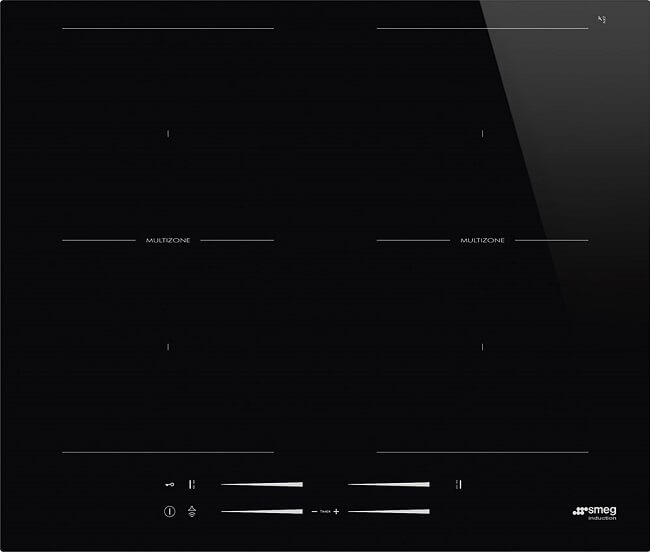 SMEG indukcijas plīts virsma SI2M7643D