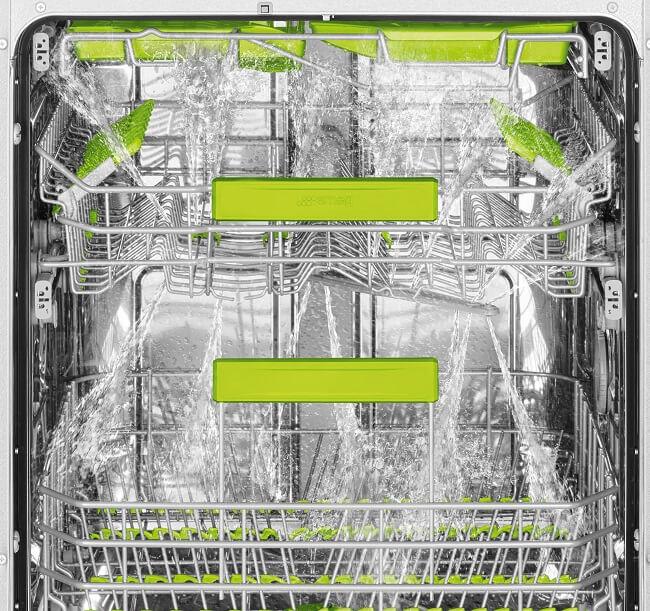 SMEG trauku mazgājamā mašīna ST65336L
