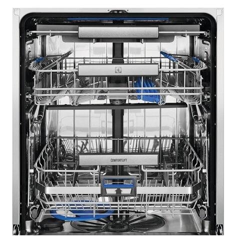 Electrolux iebūvējama trauku mašīna EEC87300L