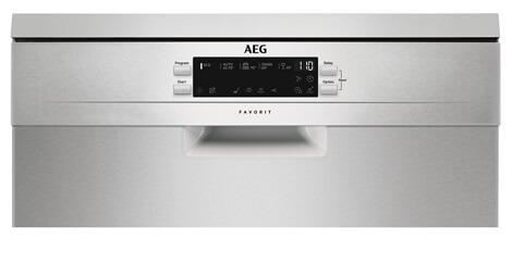 AEG trauku mašīna FFB53900ZM