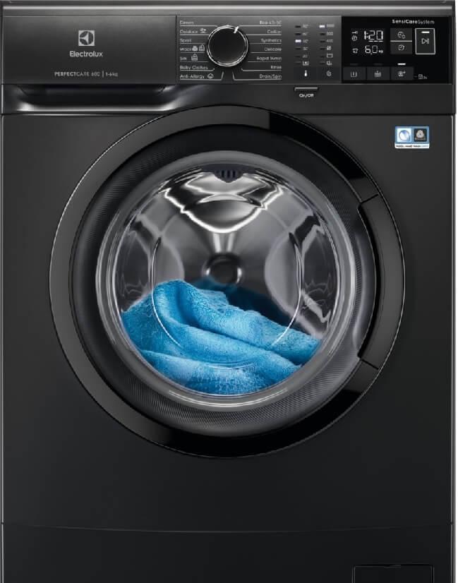 Electrolux veļas mazgājamā mašīna EW6S406BX